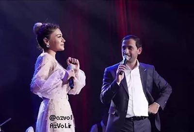دانلود آهنگ آذربایجانی جدید Perviz Bulbule ft Turkan Velizade به نام Ureyimdir Menim